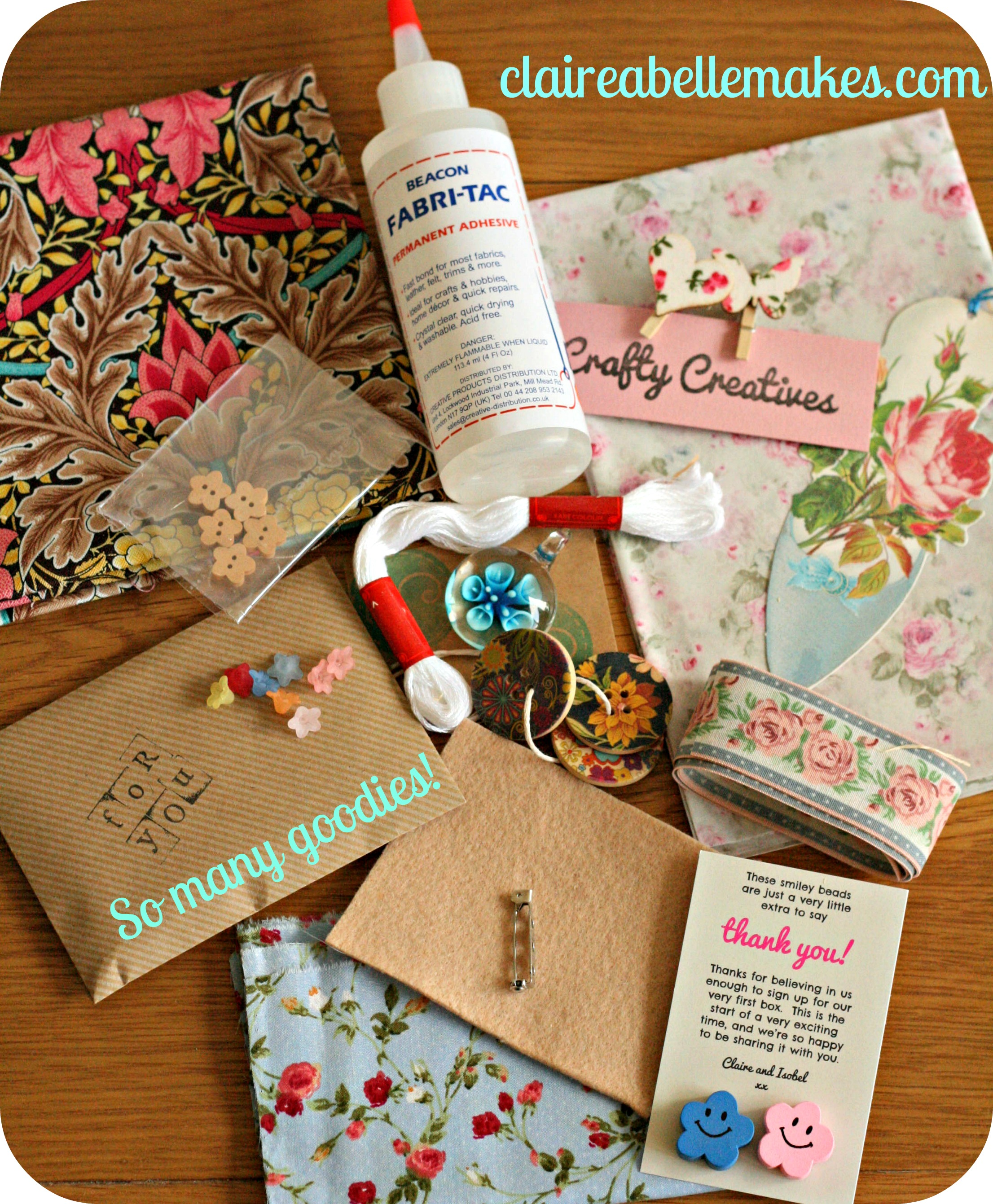 Crafty Creatives on claireabellemakes