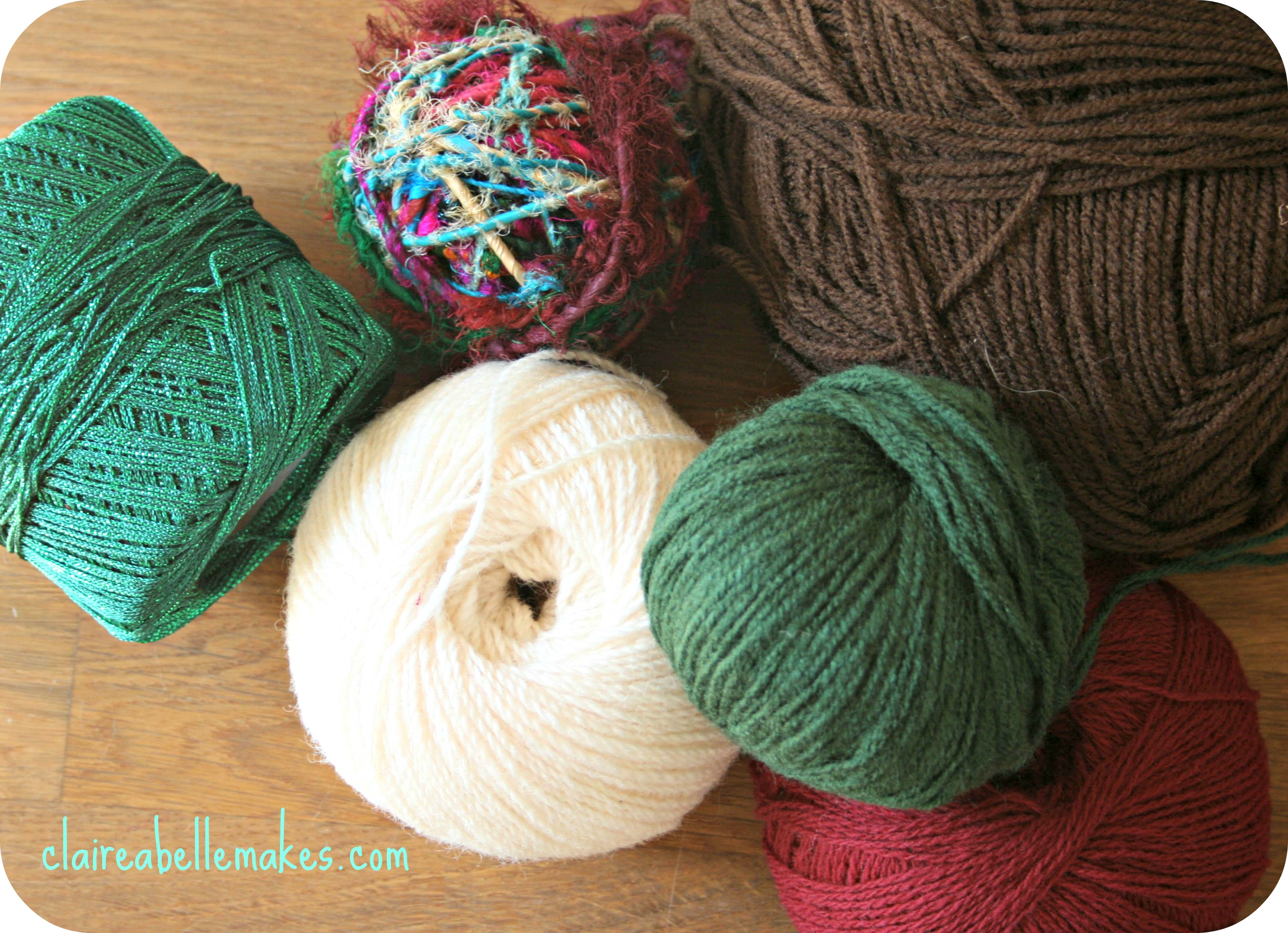 Homecrafts Yarn on claireabellemakes