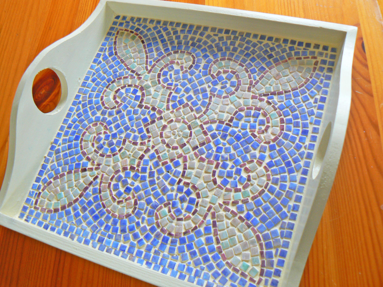 Span Studio Mosaic Tray