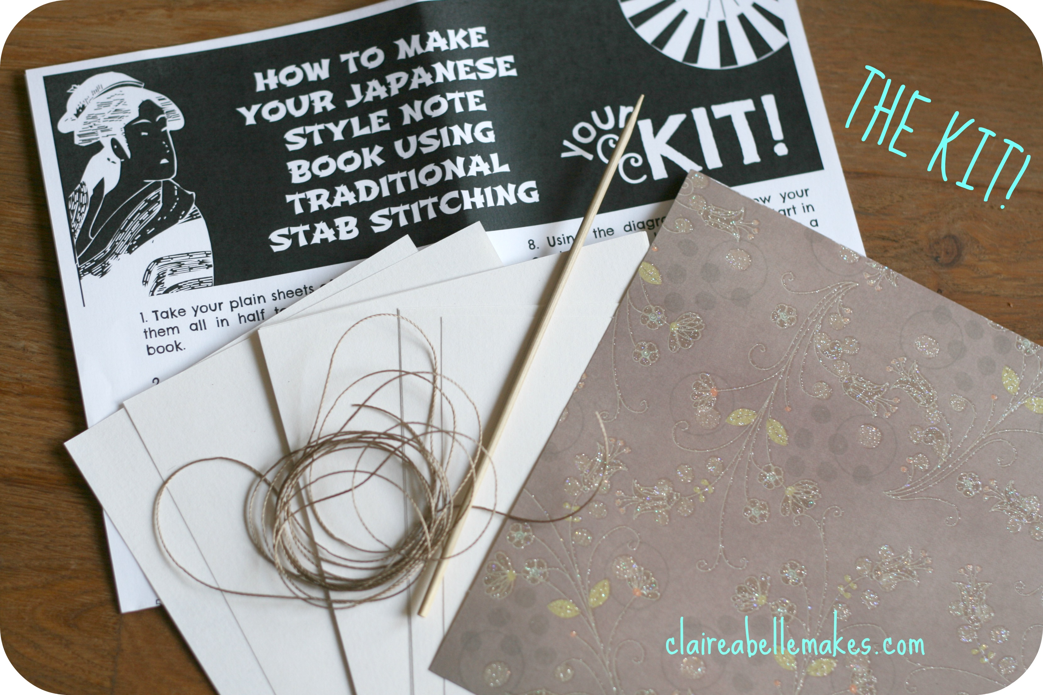 Crafty Creatives Box on claireabellemakes