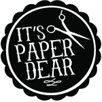 It's Paper Dear on claireabellemakes