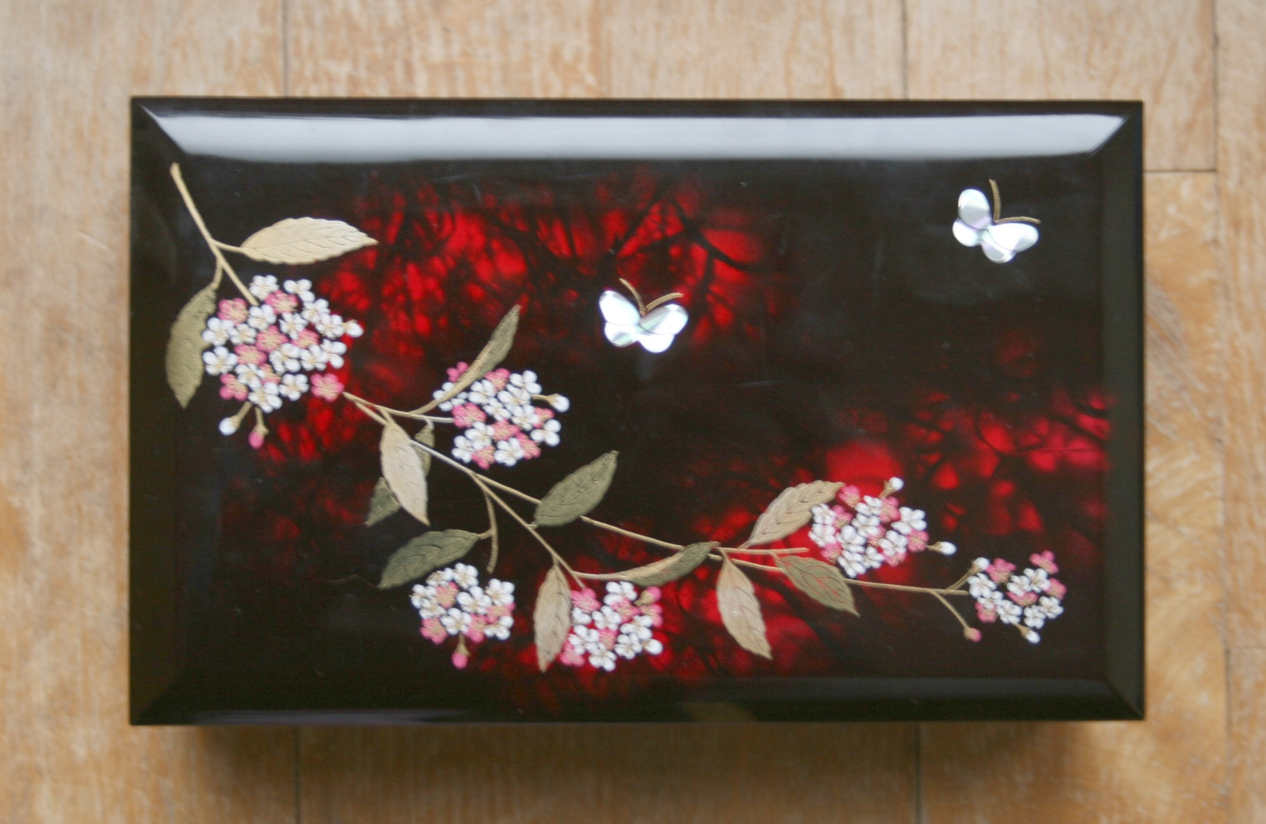 Japanese Jewellery Box
