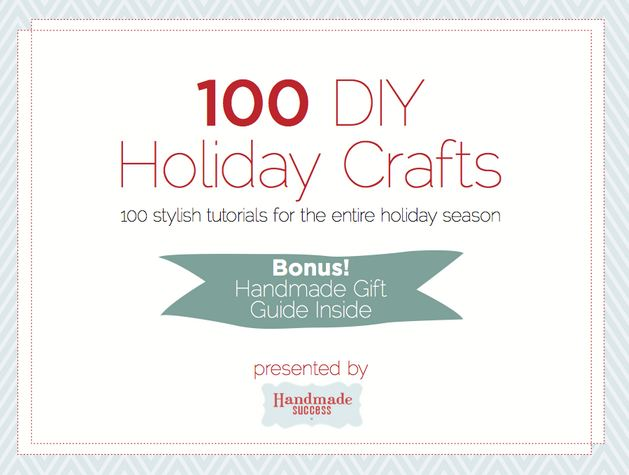 100 DIY Holiday Crafts Handmade Success