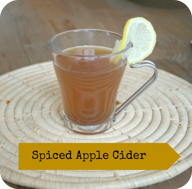 Spiced Apple Cider by claireabellemakes