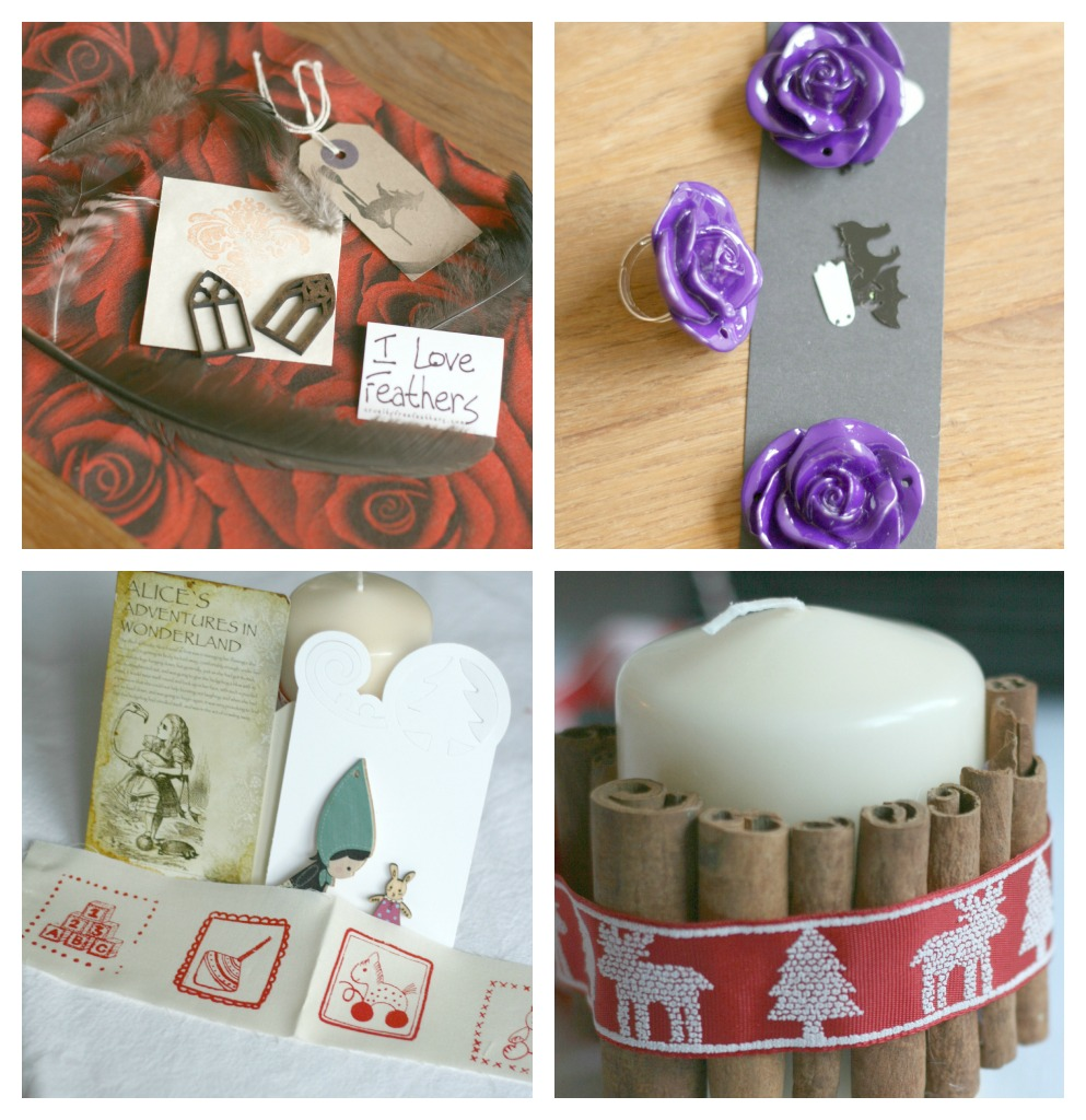 Crafty Creatives Holiday Boxes