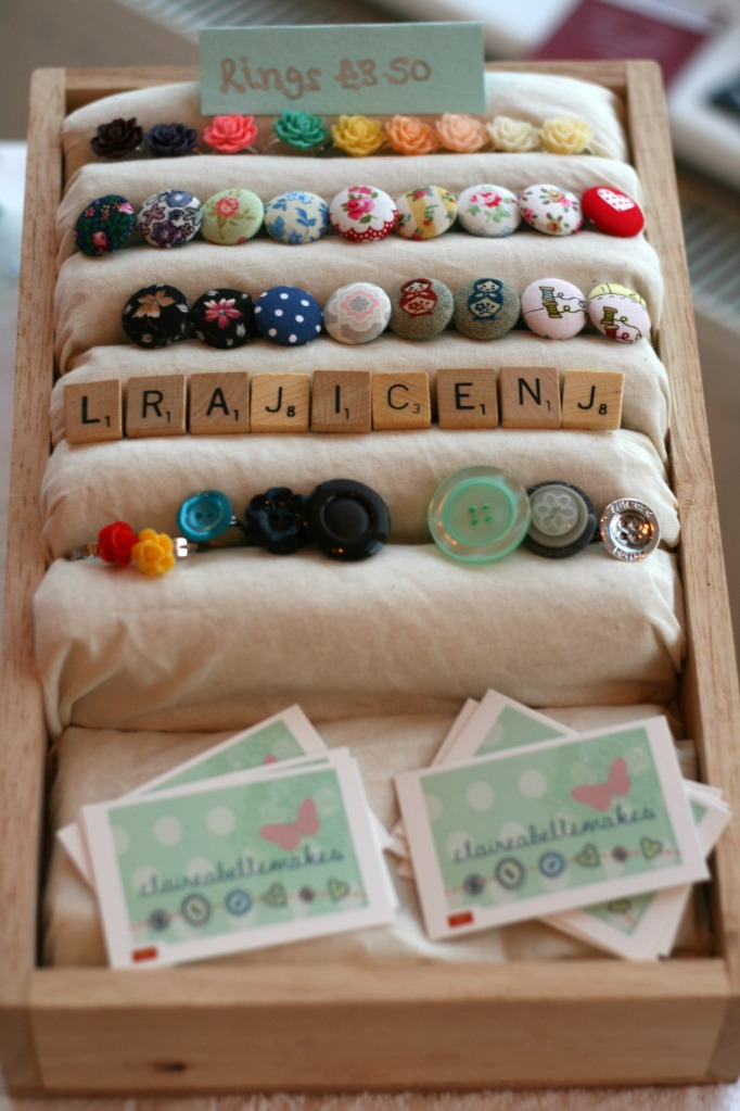 Ring Display claireabellemakes