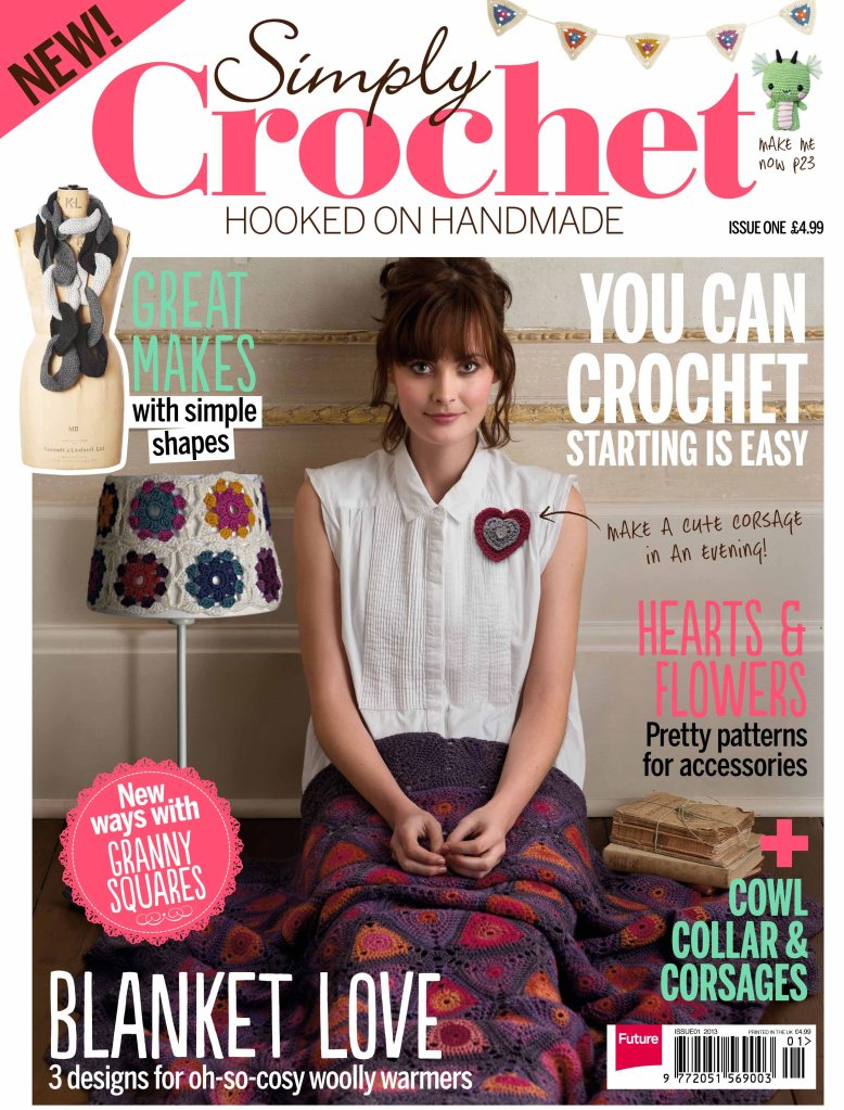 Simply Crochet Issue One