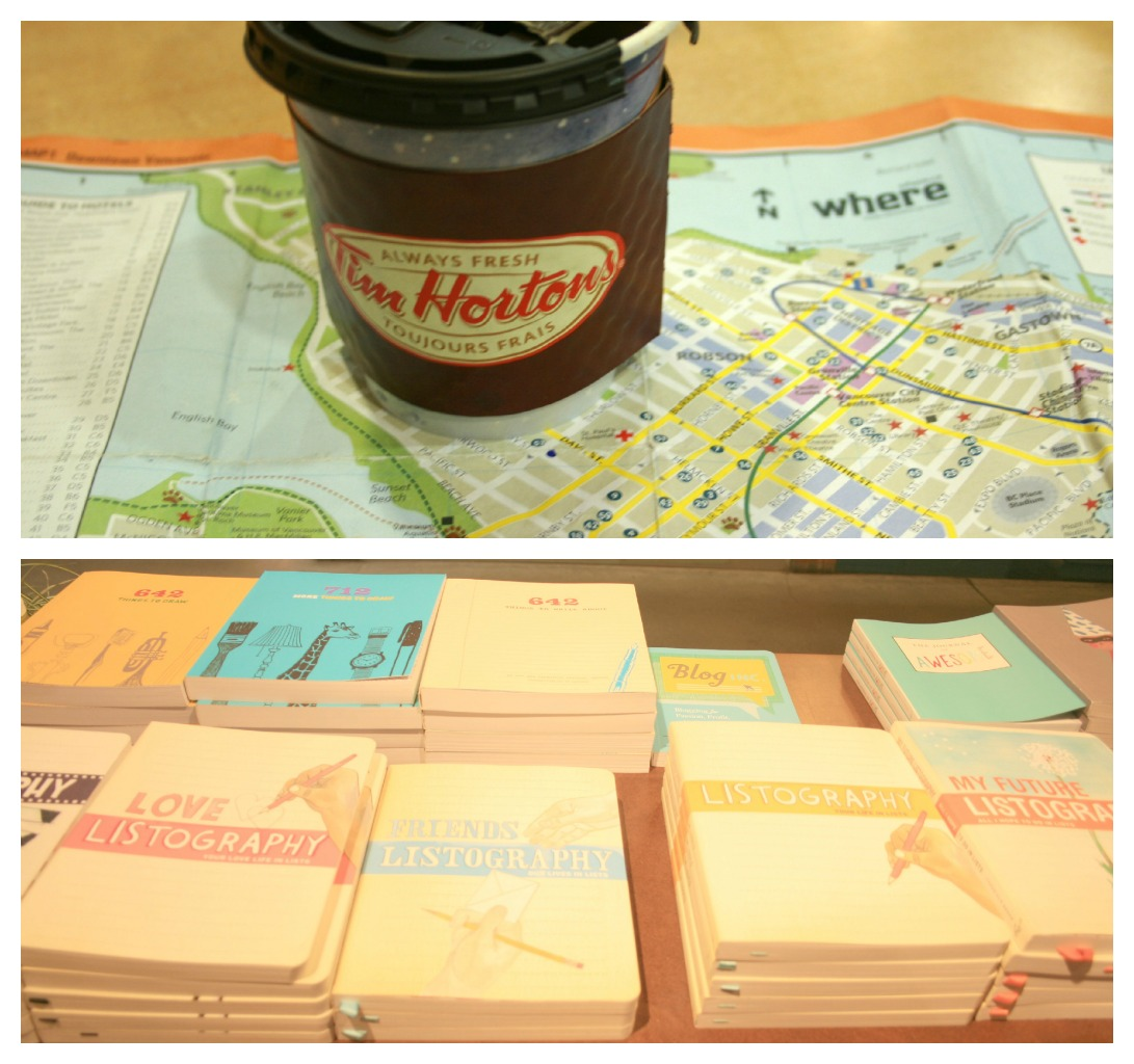 Maps & Coffee Vancouver