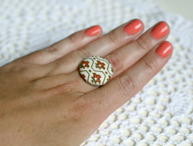 Aztec Ring Claireabellemakes
