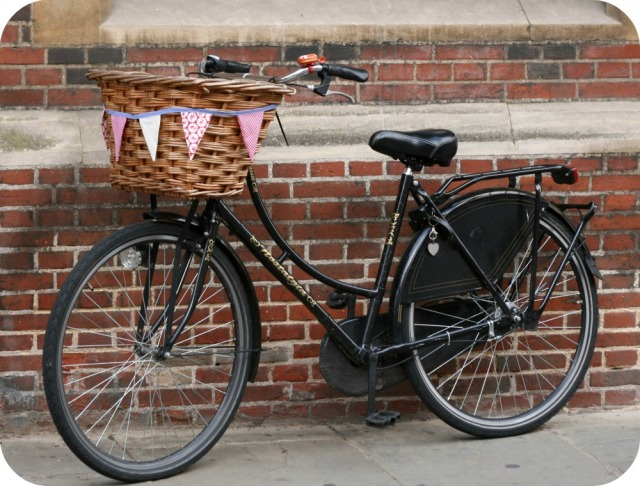 Bicycle Basket Bunting-Claireabellemakes