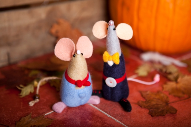 Crafty-Magazine-Needle-Felted-Mice