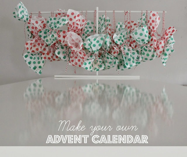 Advent Calendar Ideas Wife : Diy advent calendar ideas