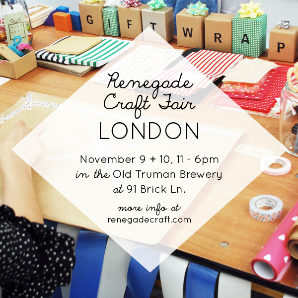 Renegade-Craft-Fair-London