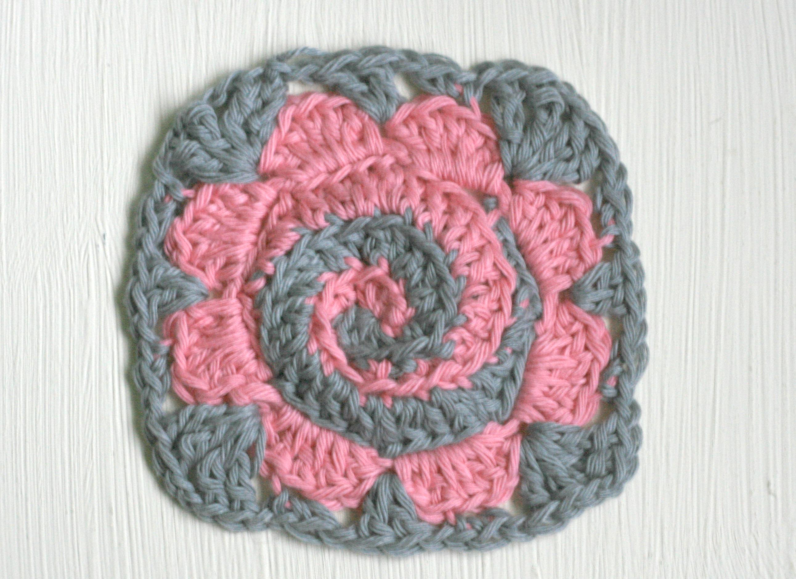Crafty magazine archives spiral granny square pattern crafty magazine bankloansurffo Choice Image